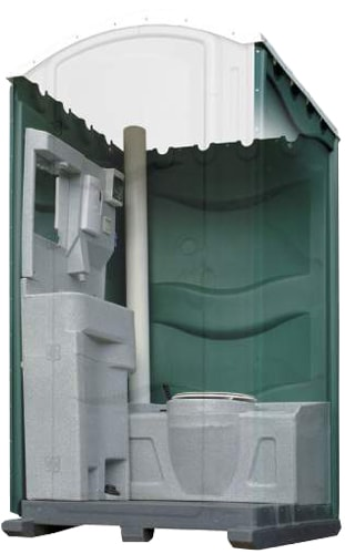 Meridian Integrated Toilet & Wash Station