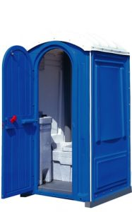 SL2 Drop tank toilet with Standard Basin