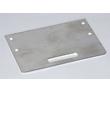 PR21 Aluminium Door Plate