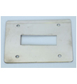 RT04 Stainless Steel Slotted Plate