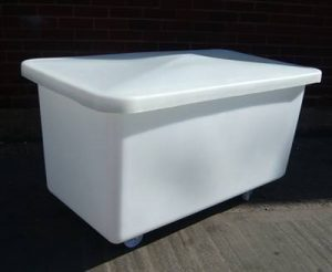 450 Litre Heavy Duty Trolley & Lid
